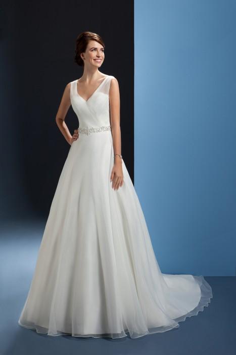 2a5675f8331255 Trouwjurk Orea Sposa - weddinggoodiebag.nl