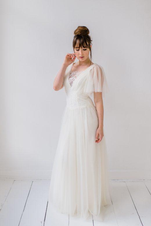 Vwd Soft Tule Bruidsjurk Weddinggoodiebag Nl